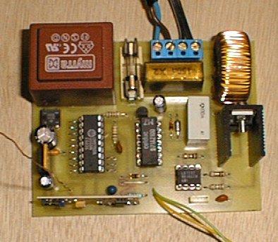 Gradateur de lumière automatique